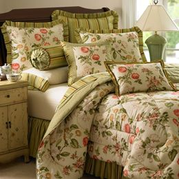 image detail for -waverly bedding | bedroom ideas | pinterest