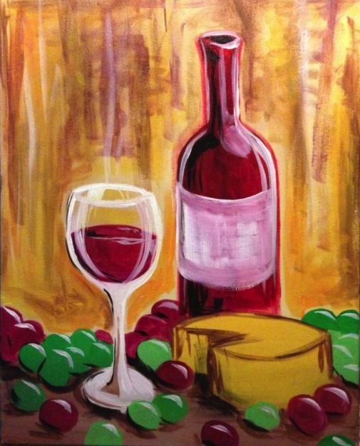 Gallery Wine And Palette Painting Classes Amp Parties