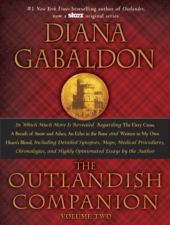 When will the next outlander book be released
