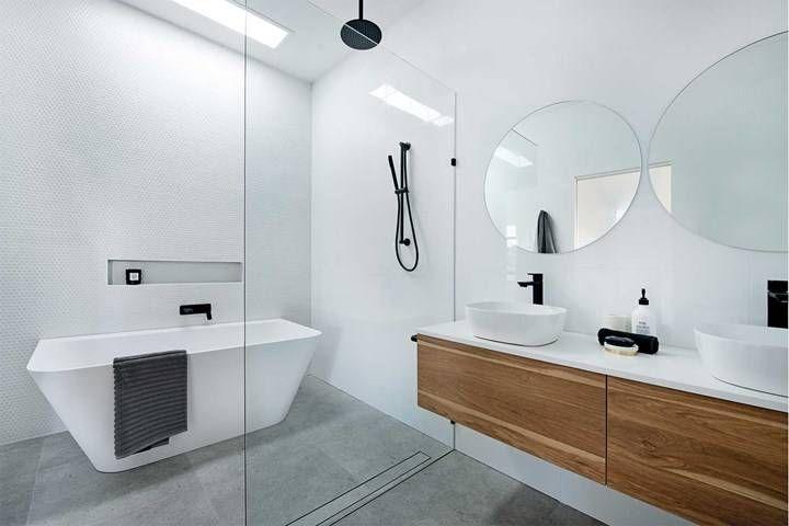 how much does a bathroom renovation cost home beautiful on bathroom renovation ideas australia id=13553