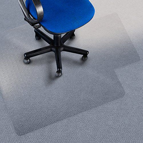 Premium Chair Mat With Lip Pvc 36 X 48