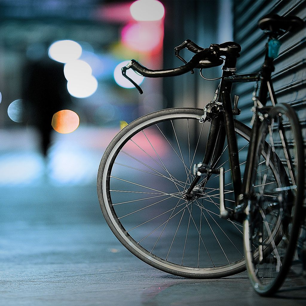 Bicycle IPad Wallpaper