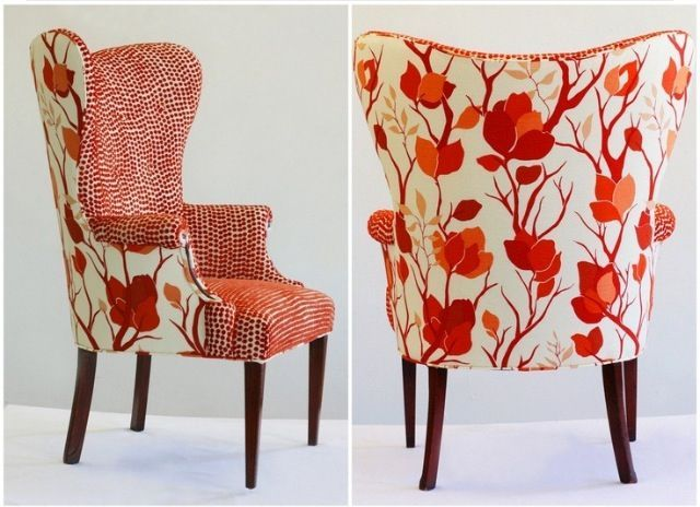 Two Tone | Upholstery | Pinterest