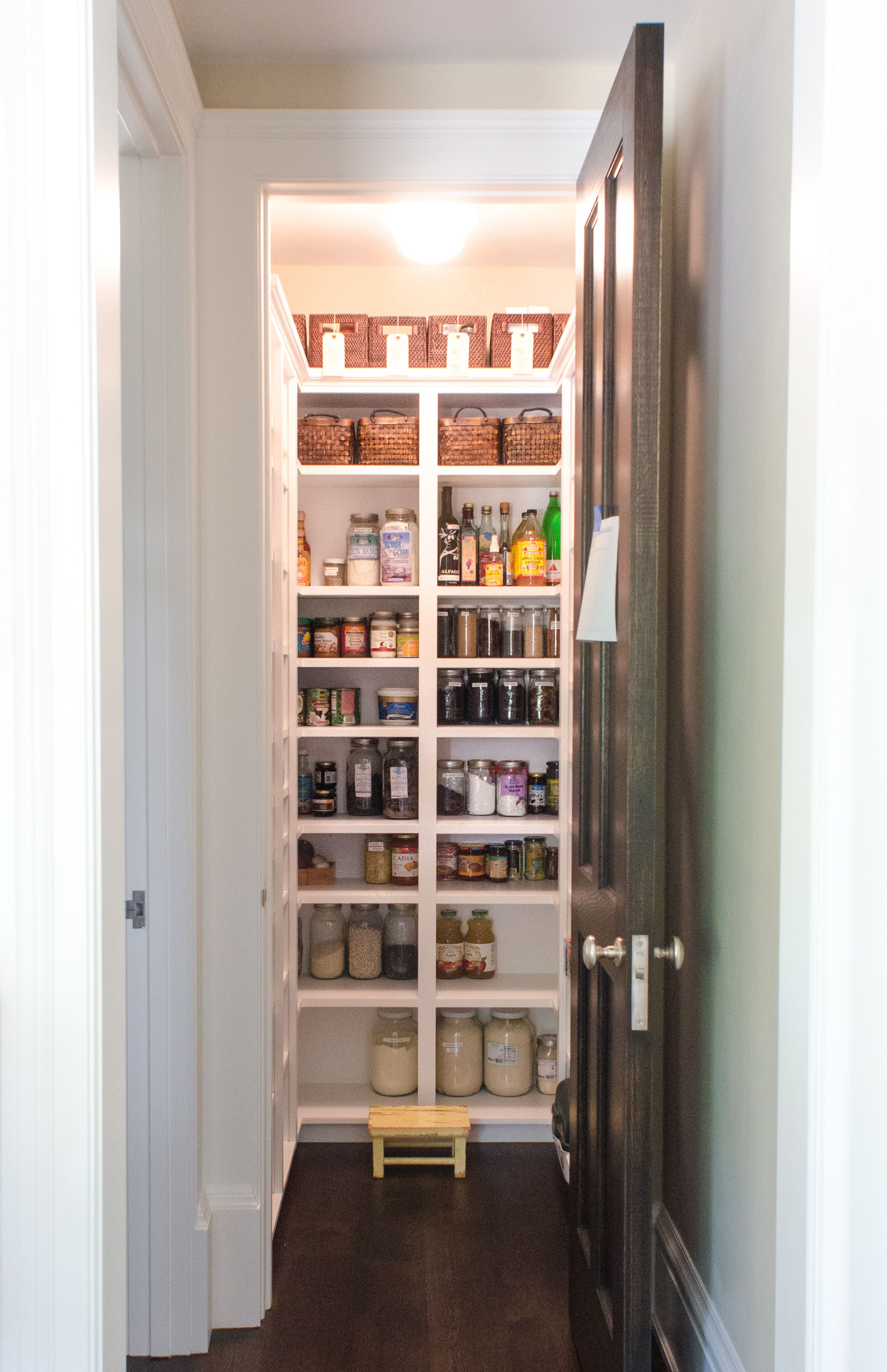 5 Strategies For Organizing Your Pantry (And Keeping It That