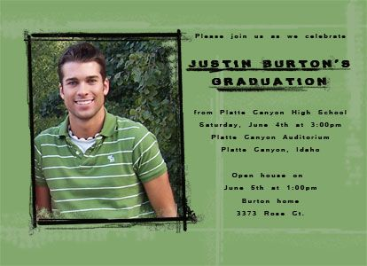 Funny Graduation Announcements Sayings Craft Ideas Pinterest