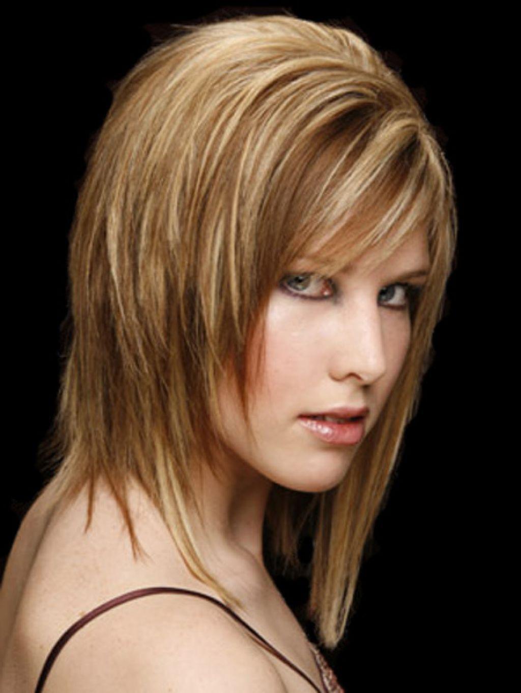 Medium Hairstyles Layers Choppy Layered Medium Haircut 2017 Haar Pinterest Medium