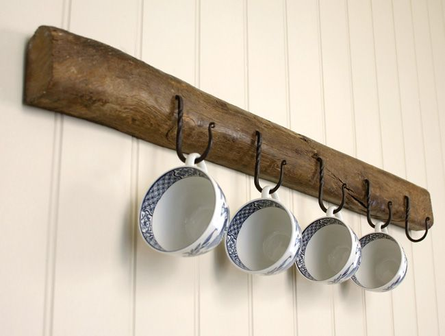 blacksmith beeswax cup hook someday home pinterest cup hooks