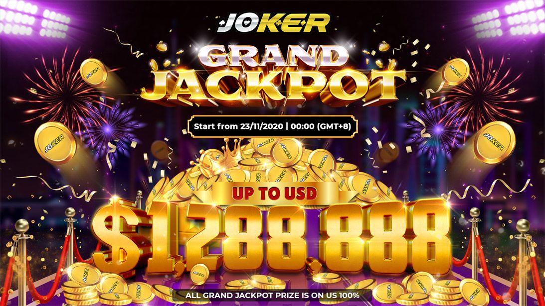 Joker Grand Jackpot Slot Online Slots Games Online Casino Games
