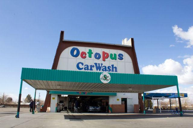 A Tour Of Breaking Bad Film Locations In Albuquerque New Mexico