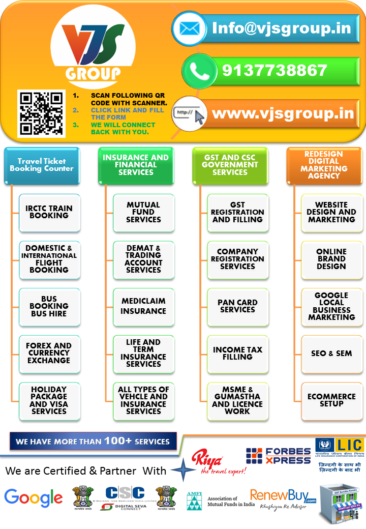 Vjs Group All Services In 2020 Travel Tickets Marketing Services Insurance
