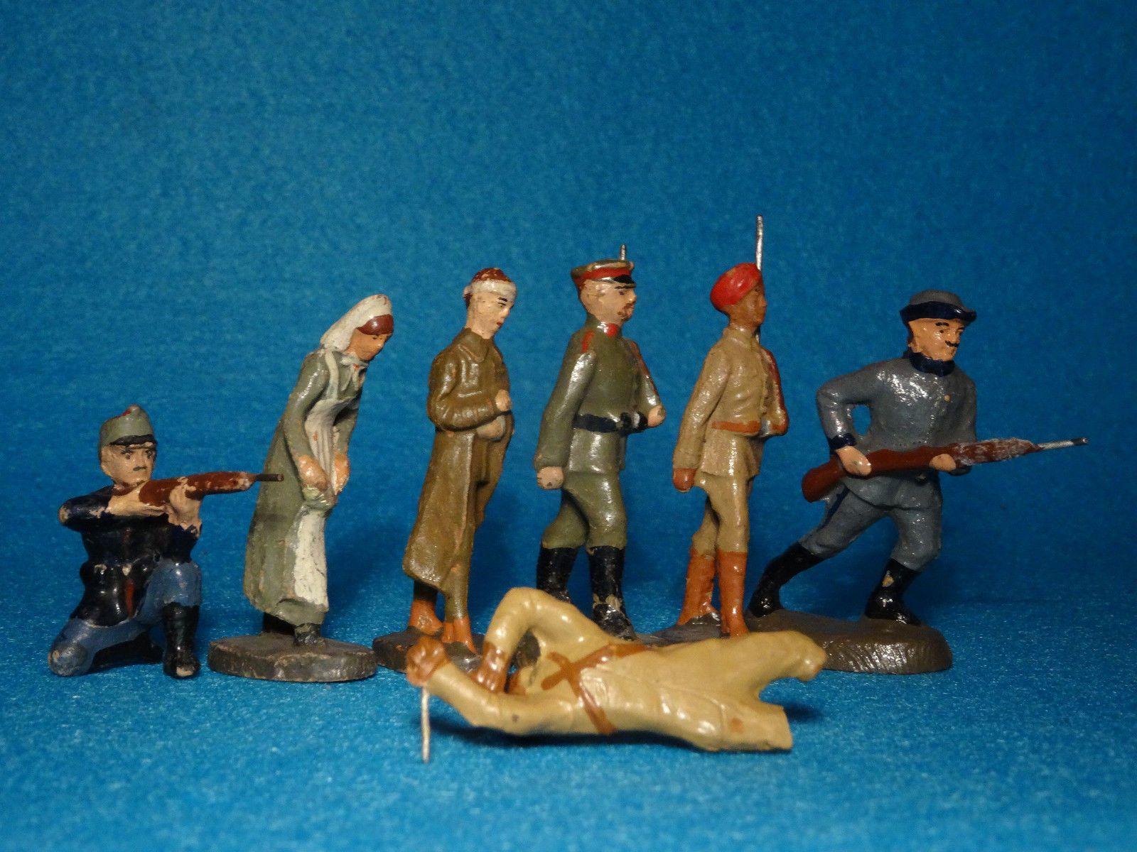 Elastolin Figuren-Konvolut im 5,5 cm Maßstab   eBay