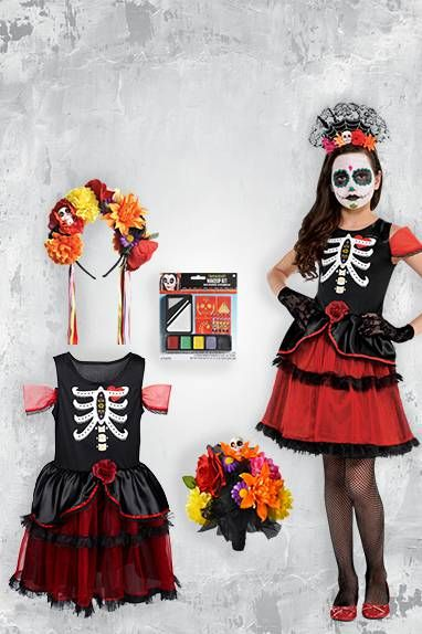 Girls Costumes - Girls Halloween Costumes - Party City | Medusa ...