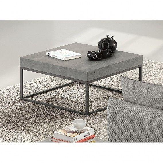 temahome salontafel voor een modern huis home24nl - Gemutlich Couchtisch Lando Idee