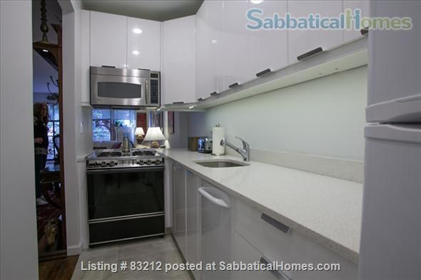 SabbaticalHomes - Home for Rent New york New York 10011 United States of America, Peaceful Furnished Alcove Studio