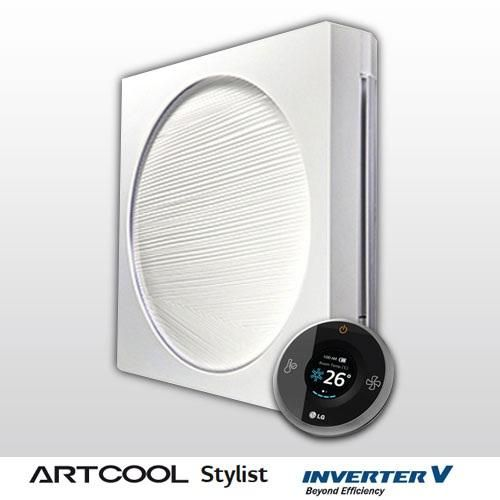 Lg G12wl 3 5kw 12 000btu Artcool Stylist Inverter V Wall Mounted Air Conditioning Unit Aircon247 C Portable Air Conditioning Air Conditioning Unit Easy Install