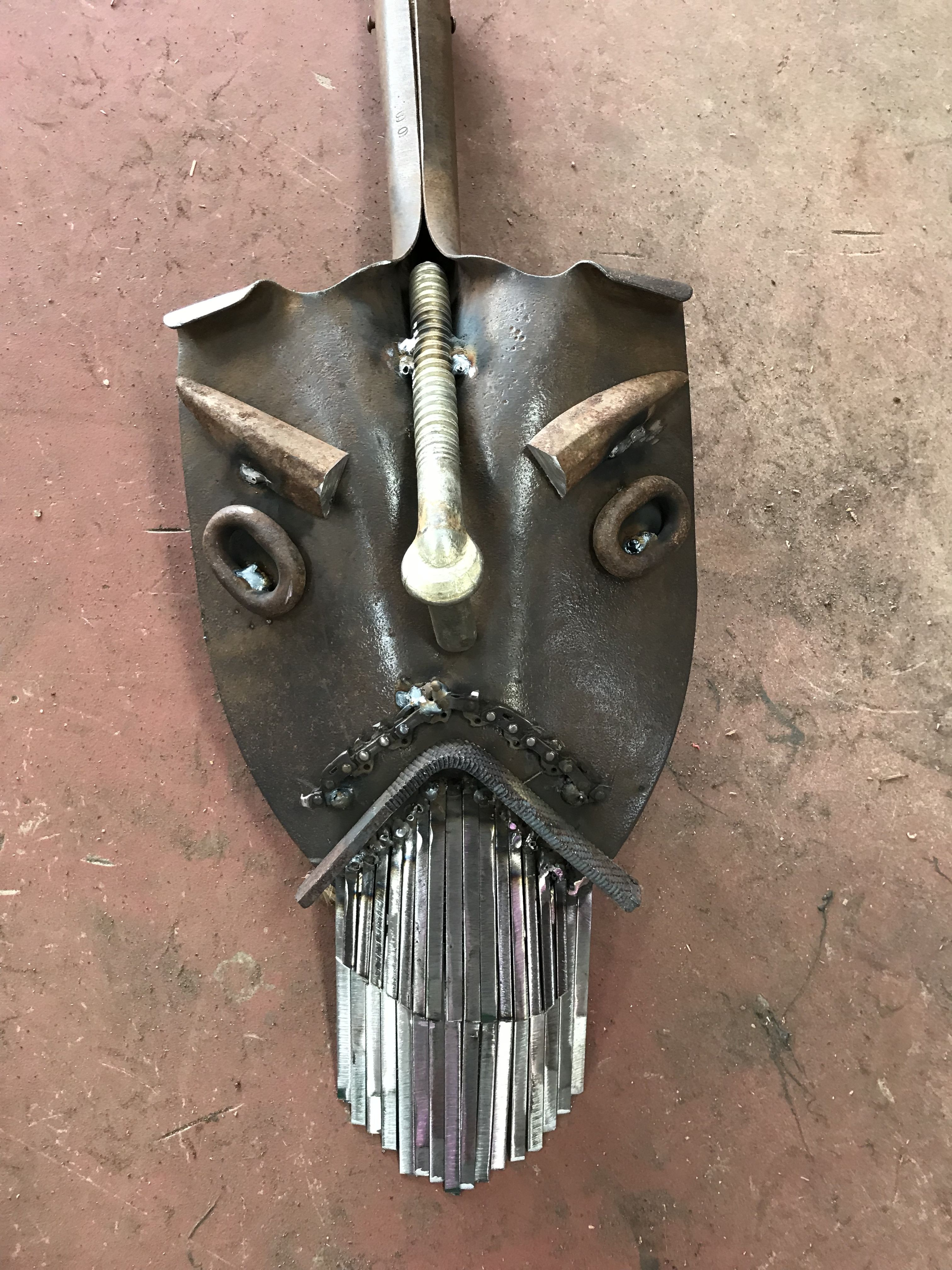 Pin by jodie ledford on eddieus junk art pinterest metal art