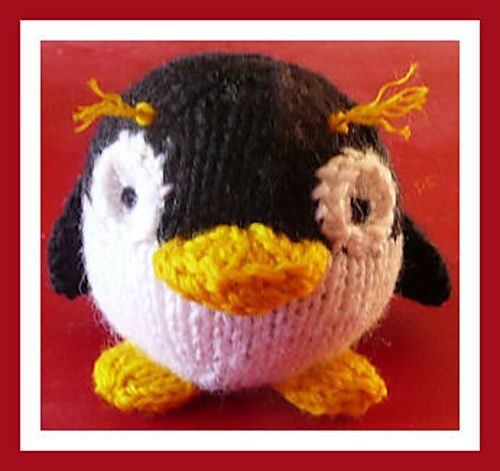 Penguin Knitting Patterns Penguins Knitting Patterns And Patterns