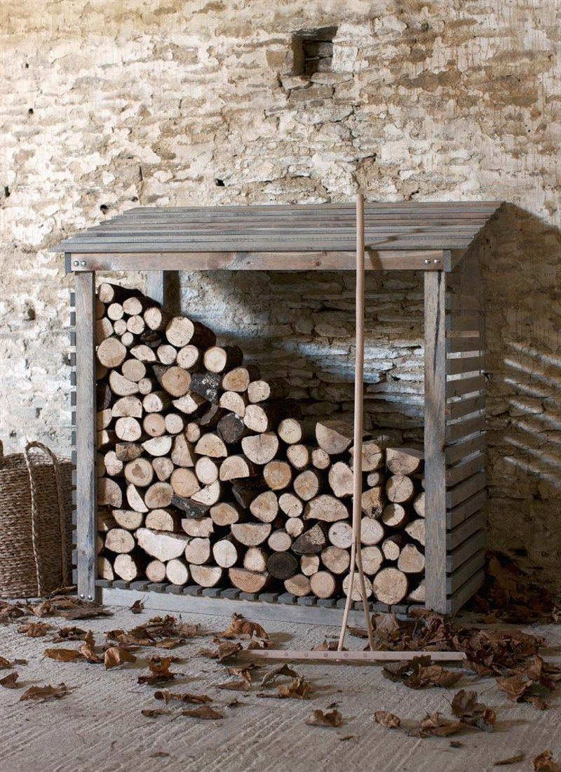 With Our Sizeable Wooden Log Store You Can Continue To Enjoy The Warmth And  Homely Atmosphere