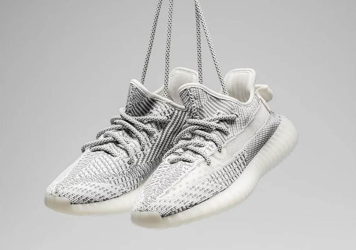 yeezy 350 boost v2 static non reflective