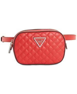 Guess Varsity Pop Mini Belt Bag Red Bolsos, Mochilas, Guess  Bolsos, Mochilas, Guess