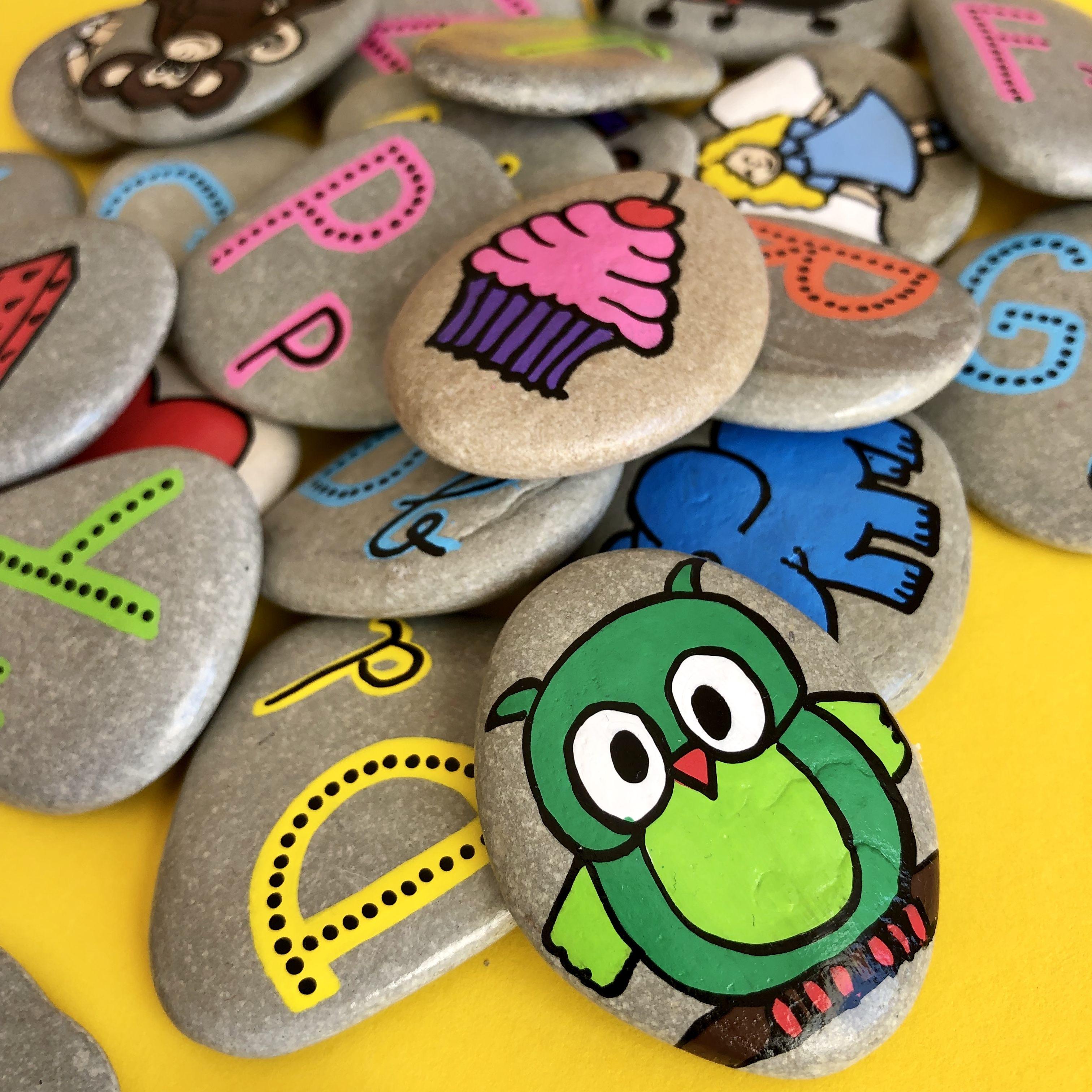 Alphabet Montessori Toy Educational Gift for Girl Preschool   Etsy ...