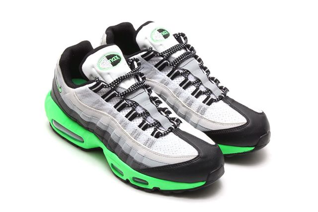 a5ecde3f0407 ... where can i buy nike air max 95 poison green sneaker freaker cc81b 872fe