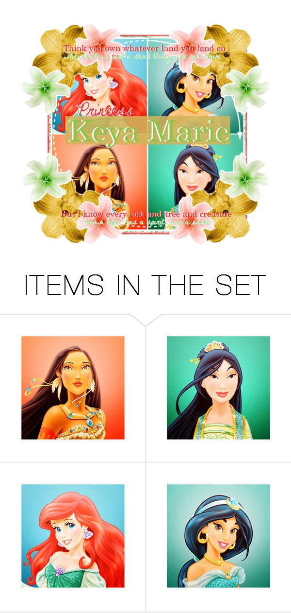 """♡ 1.09; Disney Princesses Taken Icon"" by once-upon-a-peytenn ❤ liked on Polyvore featuring art"