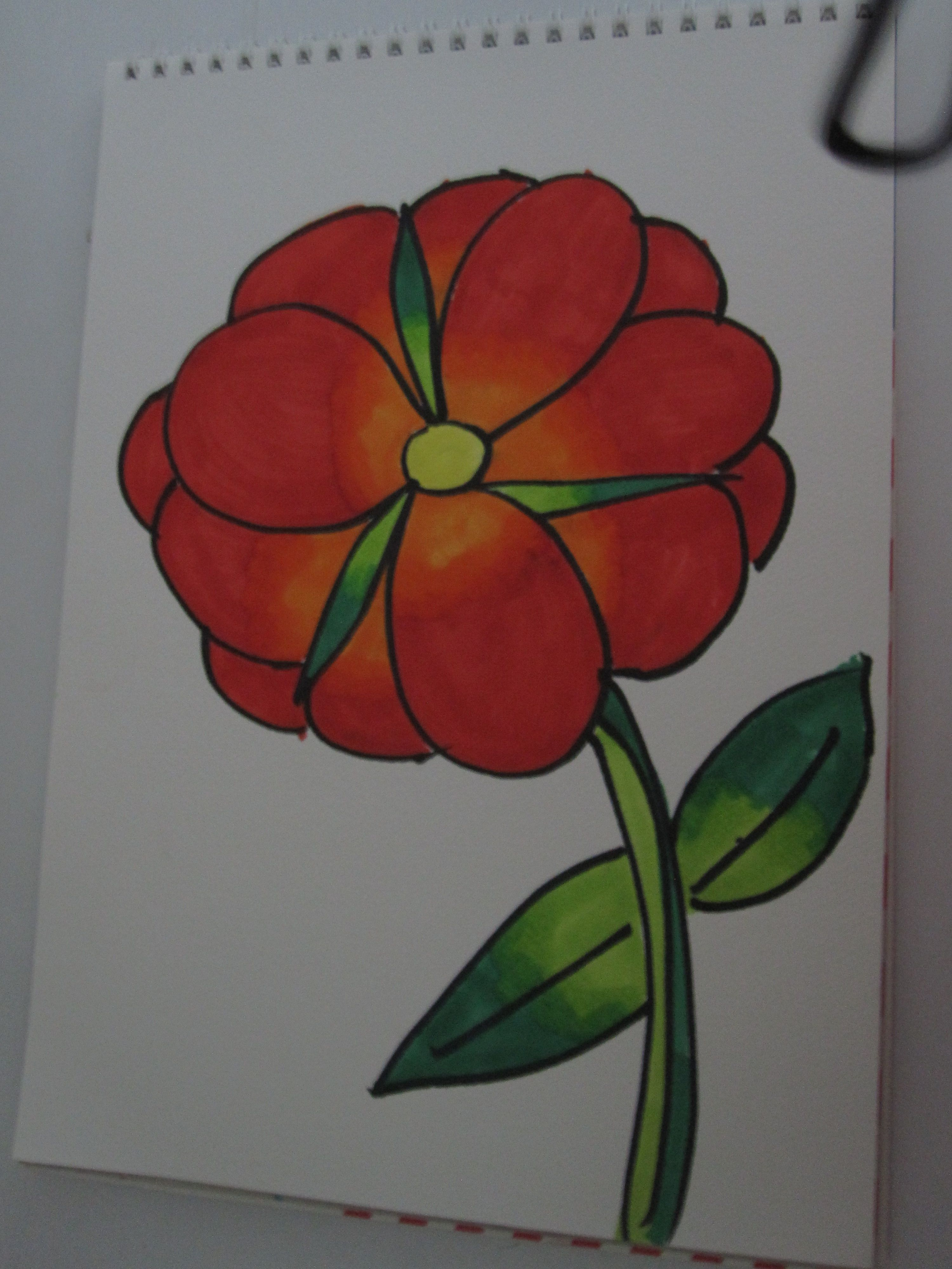 I used #Copic #markers