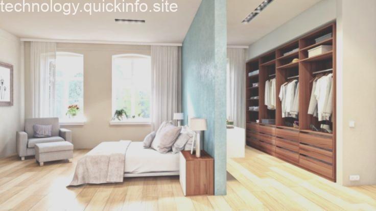 Die optimale Schlafzimmer Aufteilung Neben dem Schlafbereich befindet sich ein ...
