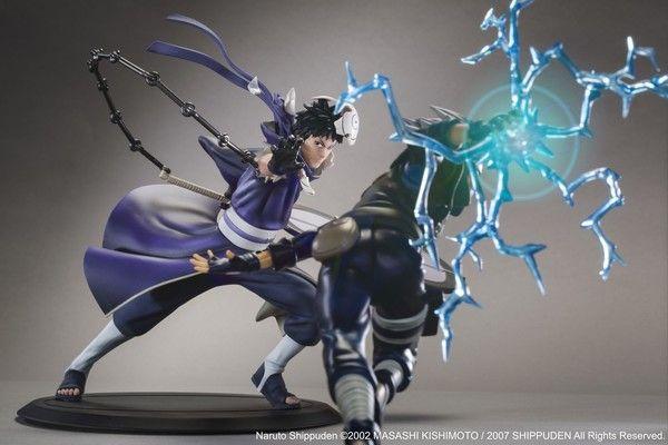 Naruto Shippuuden 1 10 Uchiha Obito X Tra Tsume