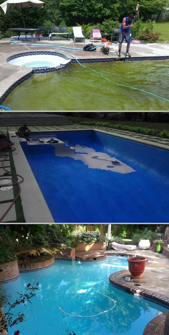 American Pool Service Llc Is A Swimming Pool Service