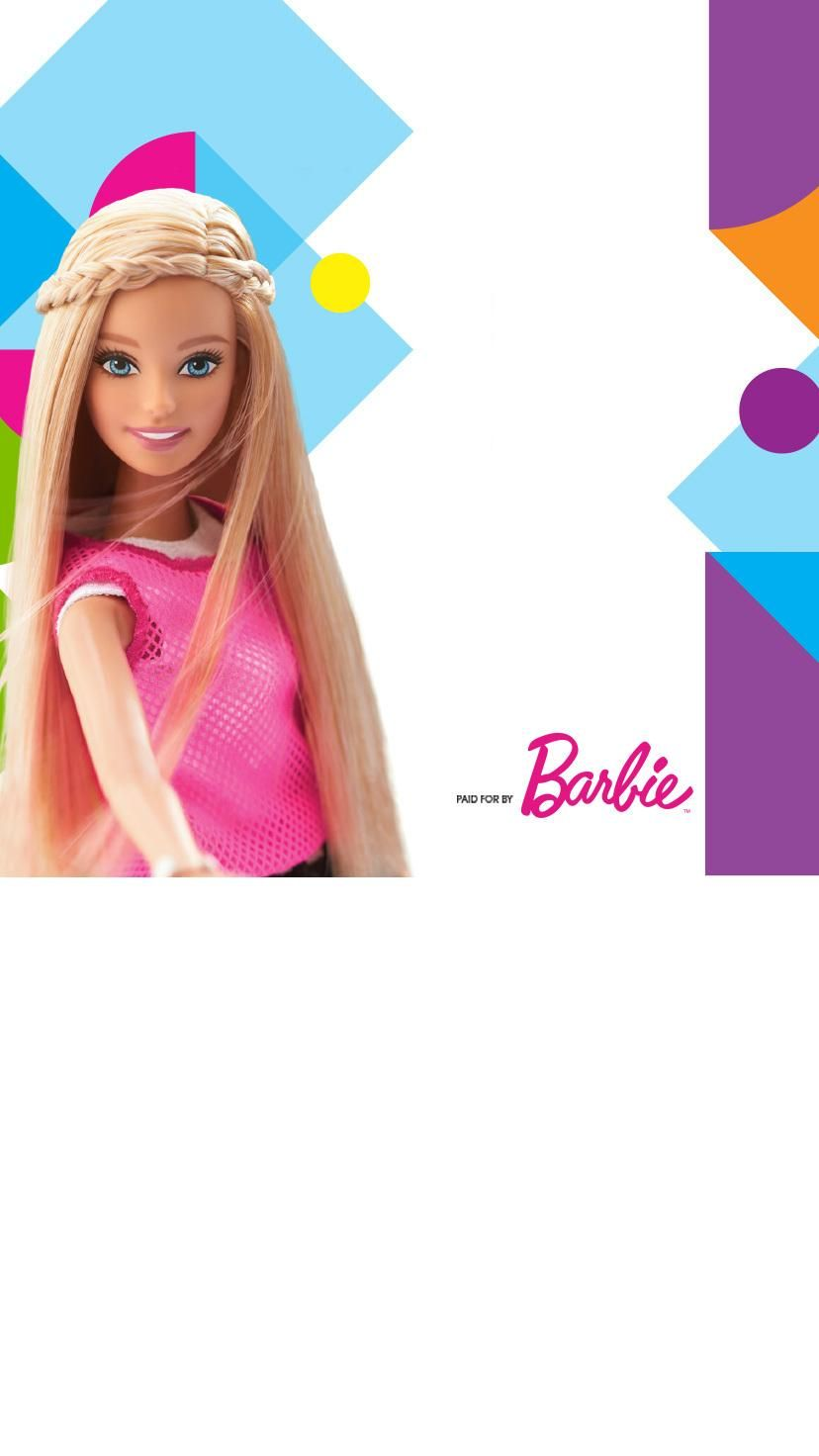Evite Mobile Barbie Birthday Invitations Party 5th