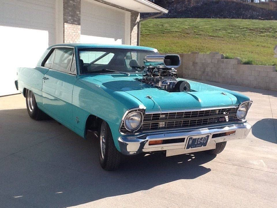 Chevy II Nova Muscle cars for sale, Muscle cars, Cars