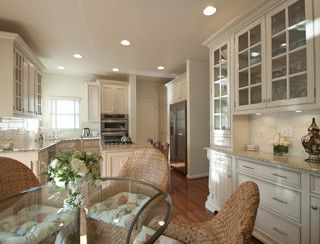 Willis Kitchen 1 - Traditional - Kitchen - dc metro - by Cameo ...