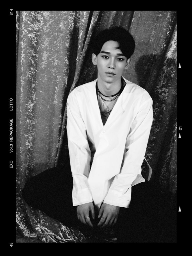 exo chen Exo Pinterest Chen, Exo and Comebacks - next line küchen