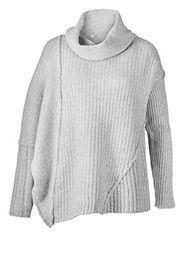 Asymetric Cowl Knit