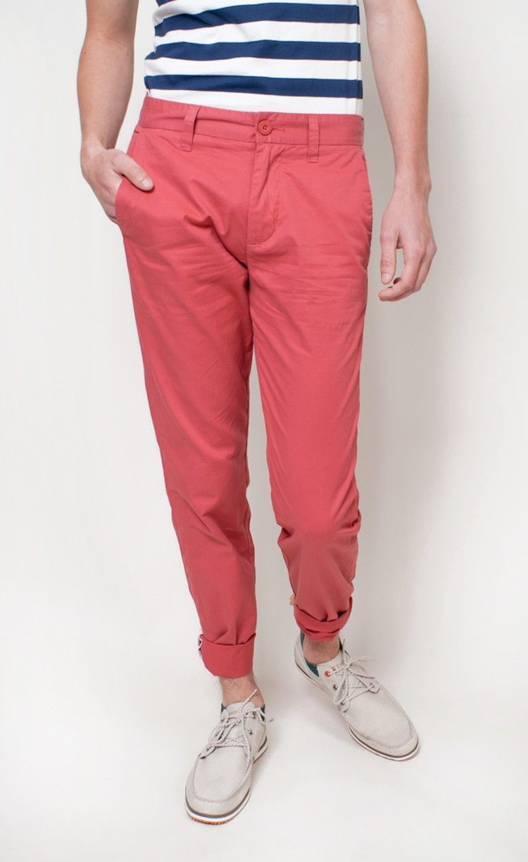 #myKembrelStyle  LIFE AFTER DENIM - SLIM FIT CHINO RED  Regular retail: $78.00  Our price: $58.00  Extra 20% off for VIP