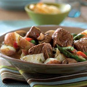 Beef Stew~ French Country