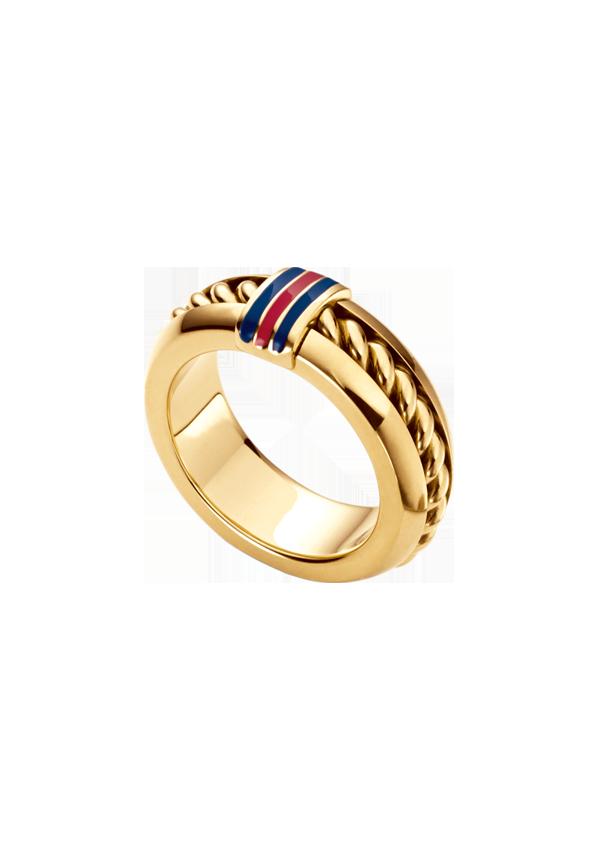 Anel Tommy Hilfiger - 2700578. Todas as novidades de jóias e relógios Tommy Hilfiger na loja online Góis Time&Secrets