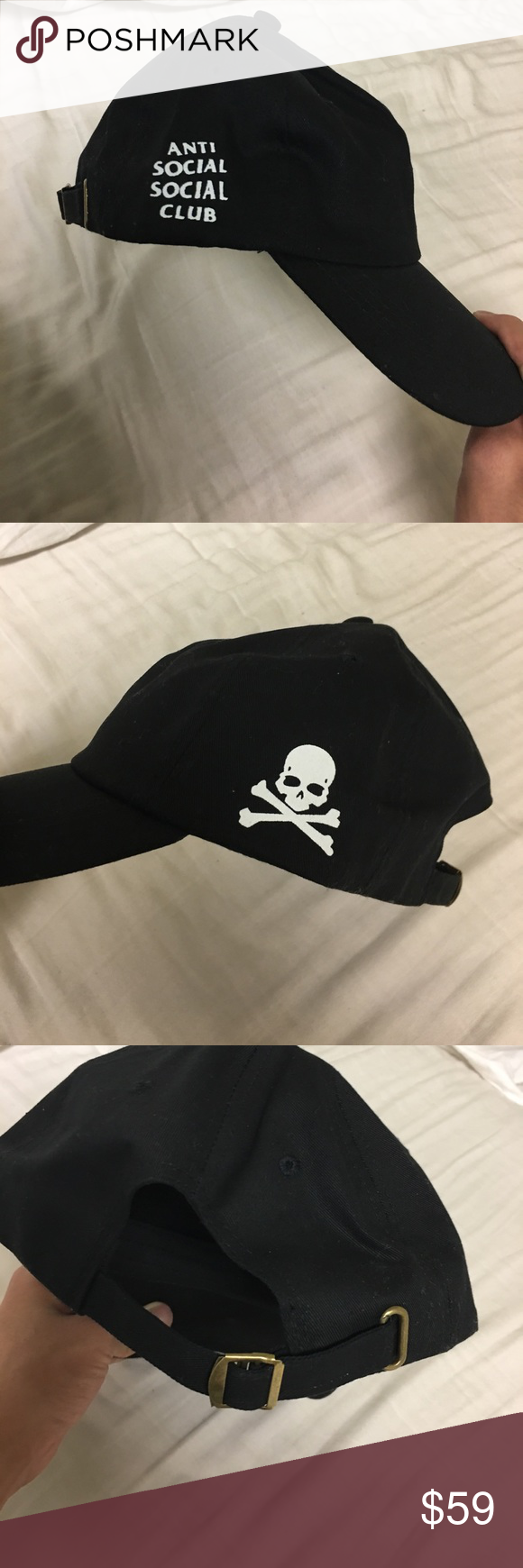 1cdc7179ce71 ASSC x MASTERMIND Dad Hat Brand new. Never worn. No tags. Feel free