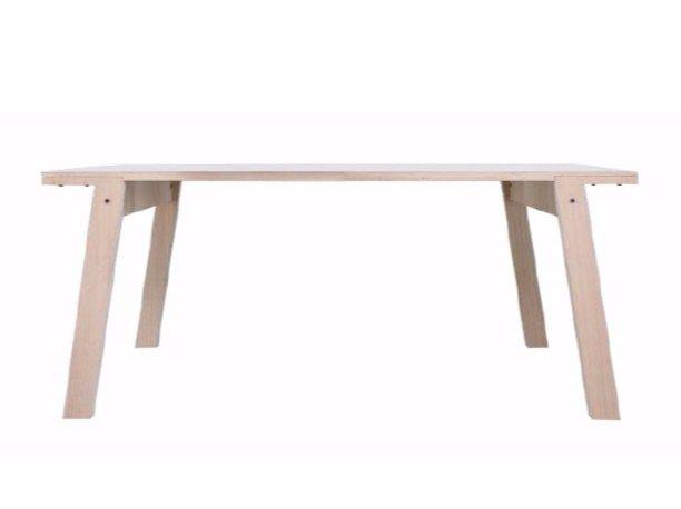 Tavolo Flat ~ Flat table mid by rform u20ac 892.74 tavolo rettangolare materiale