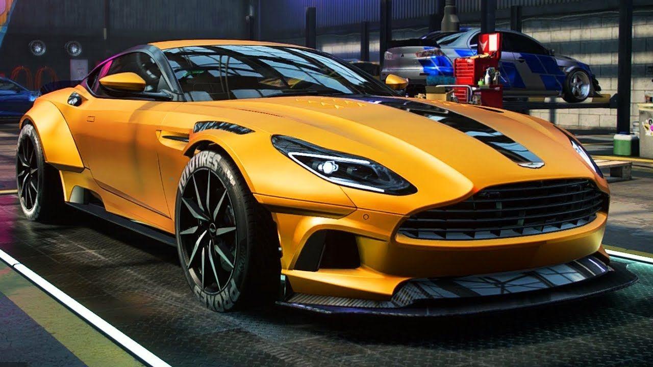 1 200hp Aston Martin Db11 Build Need For Speed Heat Part 53 Need For Speed Aston Martin Aston Martin Db11