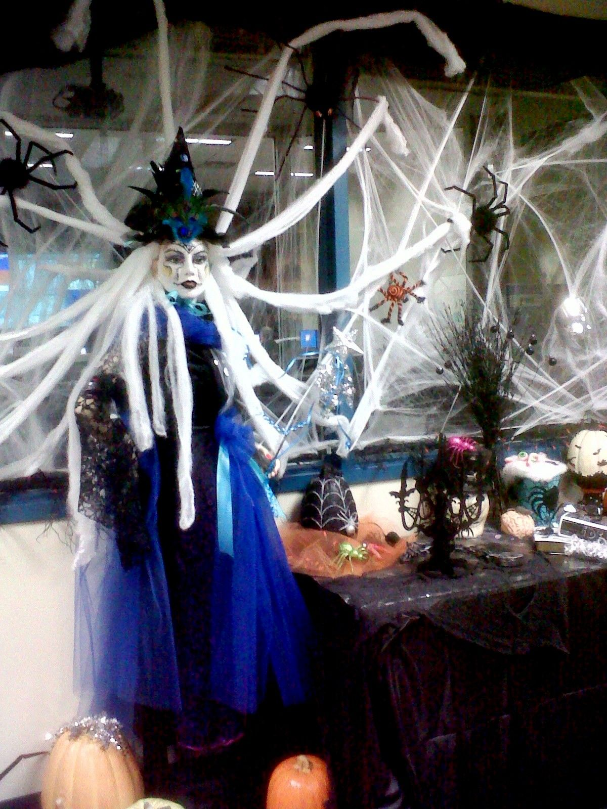 Pic #3 of IS Wizardweaving web of ideas this is a halloween - Wizard Of Oz Halloween Decorations