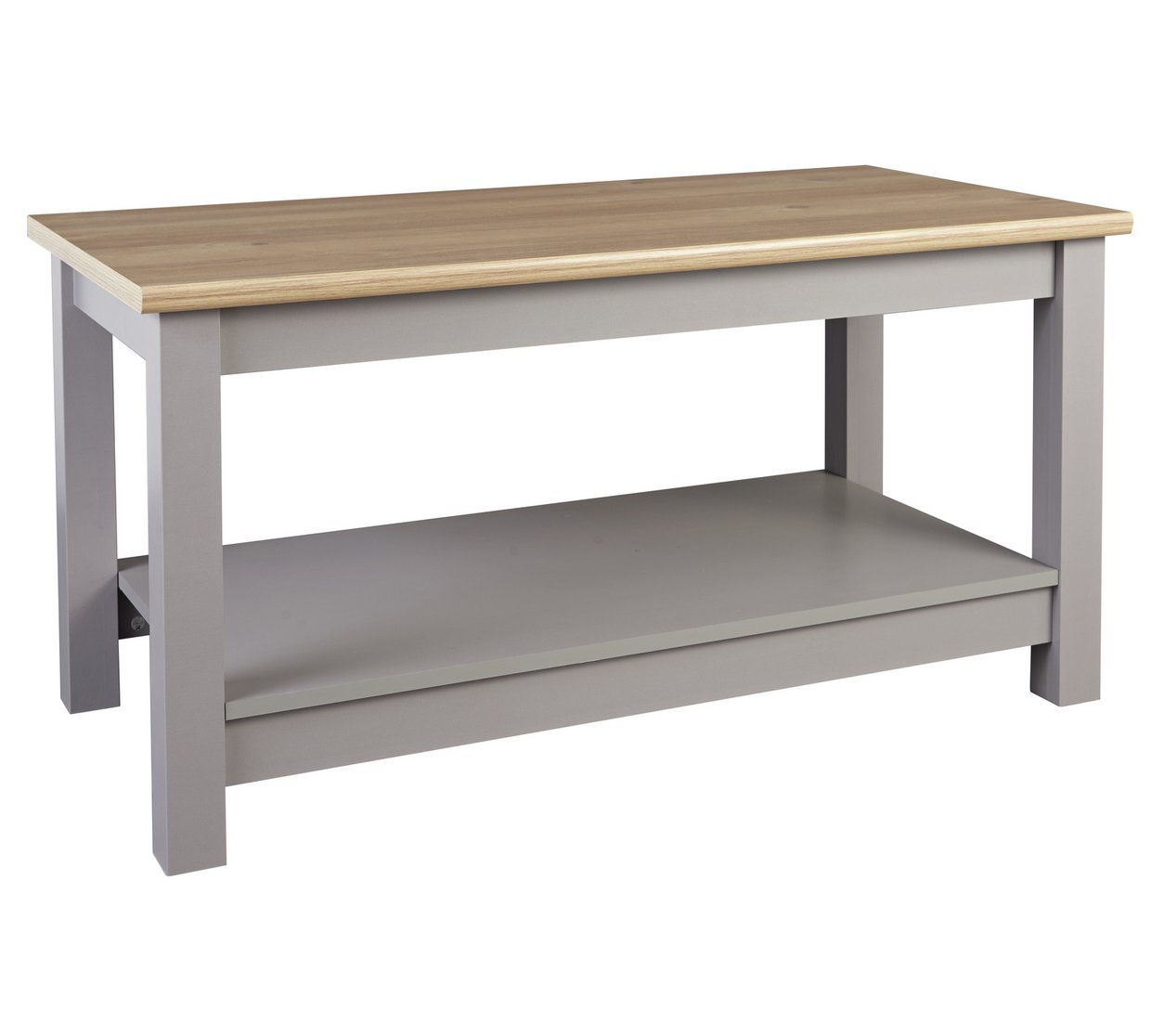 Buy argos home winchester coffee table grey coffee tables side