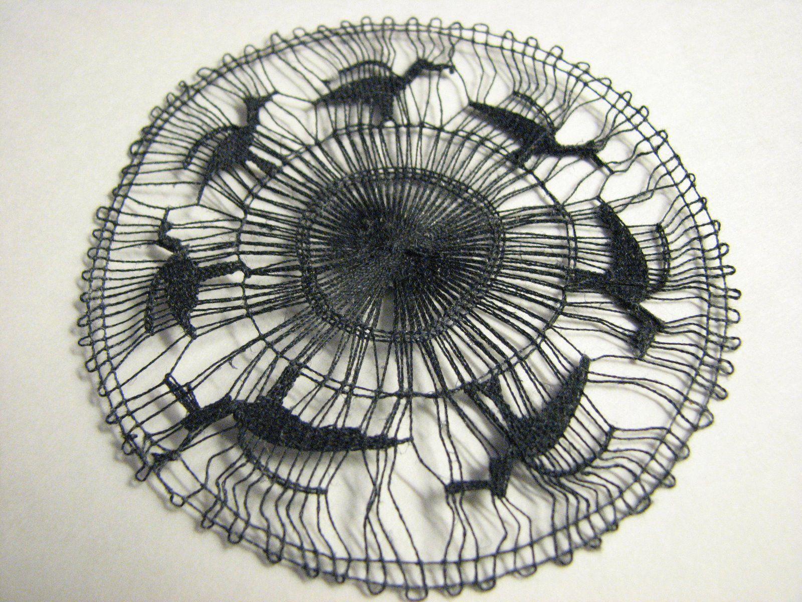 nanduti #lace #needlelace | Teneriffe, Nanduti, and Snutka - Polka ...