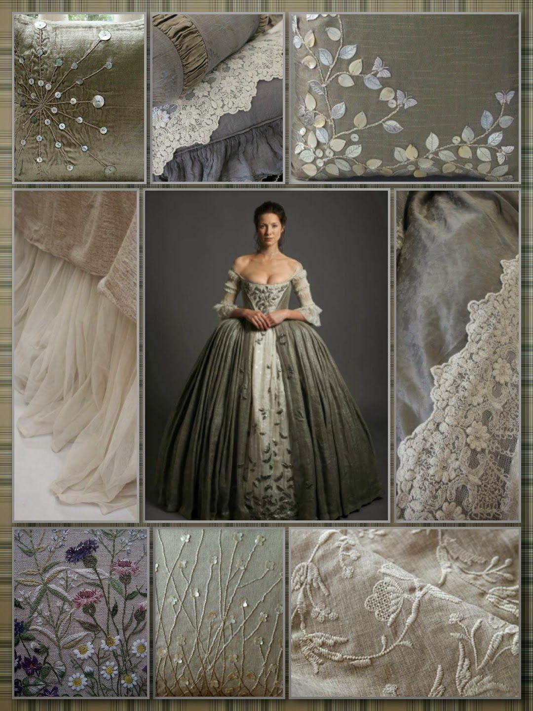 Silver Screen Surroundings Outlander S1E7 The Wedding