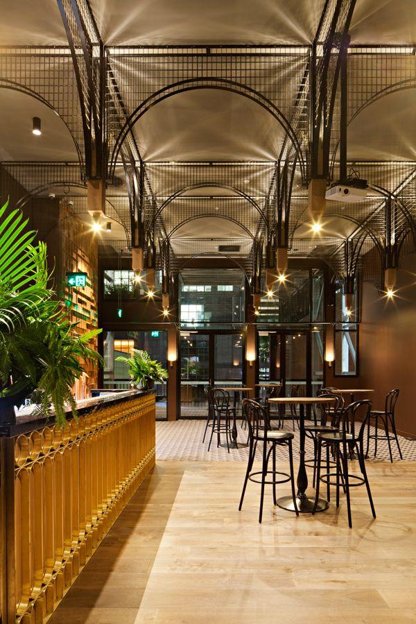 Garden State Hotel Techne 2015 Pub design, Private