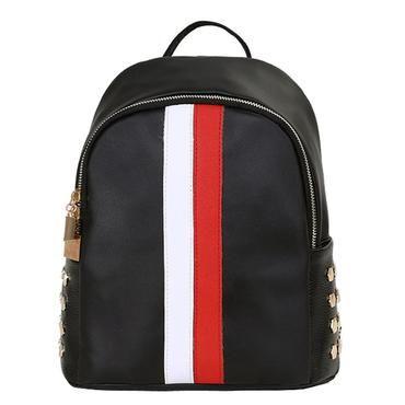 66315d357c48 Women Shoulder Bags Girls Fashion Oxford Preppy Rivet Shoulder ...