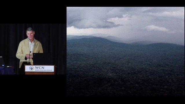 John Lukas, Okapi Conservation Project - WCN 2012 by Wildlife Conservation Network