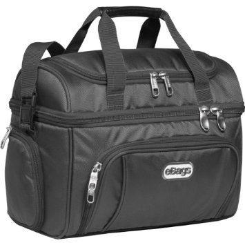 Ebags Crew Cooler Ii Pitch Black Sports